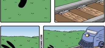 25 bandes-dessinées très mignonnes de Buni, le petit lapin malchanceux