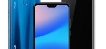 Le Huawei P20 Lite (Huawei Nova 3e) à 219,75 €