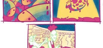 20 bandes dessinées pleines d'humour noir