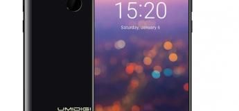 Deux offres exceptionnelles sur l'Umidigi Z2 Pro