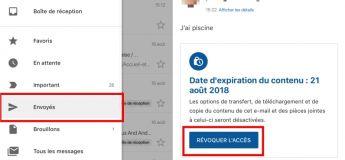 E-mail confidentiel : comment faire avec Gmail sur un appareil iOs ou Android ?