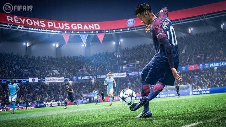FIFA 2019 : de nouvelles compétitions et des nouveautés sur le gameplay