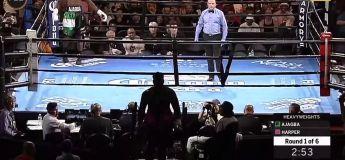 Le combat de boxe le plus rapide du monde