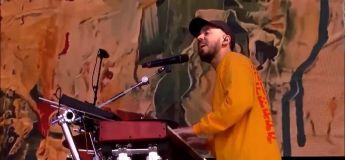 L'hommage de Mike Shinoda à Chester Bennington au Reading Festival vous donnera des frissons