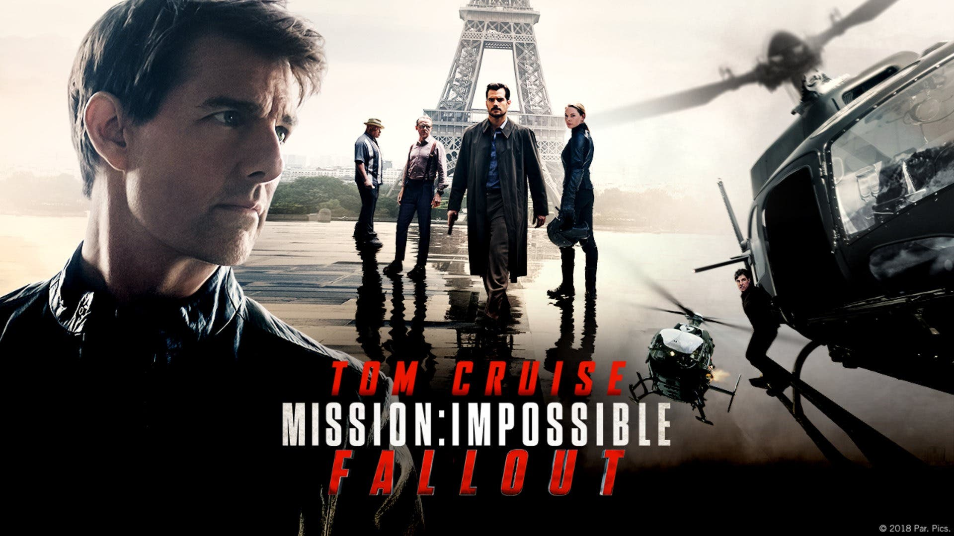 mission: impossible – fallout stream