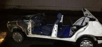 La police de Nantes arrête un «Objet Roulant Non Identifié»