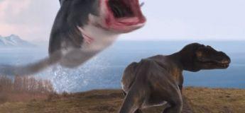 La tant attendue sortie du nouveau film de Sharknado