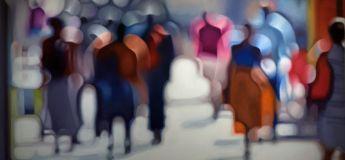 La vision sans lunettes des malvoyants à travers des peintures à l'huile