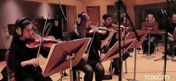 Un orchestre rejoue «Toxicity» de  System of a Down et c'est sublime !