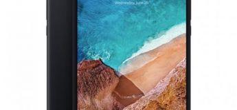 La tablette Xiaomi Mi Pad 4 64 Go et avec 4 Go de RAM en promotion