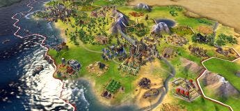 Sid Meier's Civilization VI bientôt disponible sur Nintendo Switch