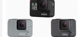 Nouvelles caméras GoPro Hero 7 : fini les problèmes de stabilité !