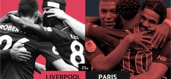 Liverpool PSG : le match qui se regarde en streaming