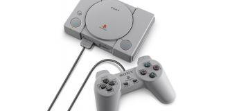 Sony dévoile la PlayStation Classic, une version miniature de la PlayStation