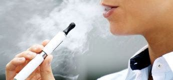 La cigarette électronique augmente le risque de crise cardiaque
