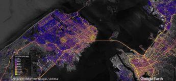 Les voitures Street View de Google cartographient maintenant la pollution dans le monde entier