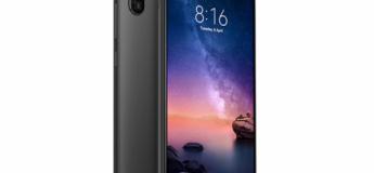 Le Xiaomi Redmi Note 6 Pro 32 Go à 174 € pour son lancement