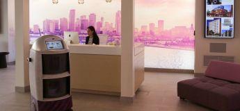 Un hôtel de Miami propose les services d'un robot-majordome