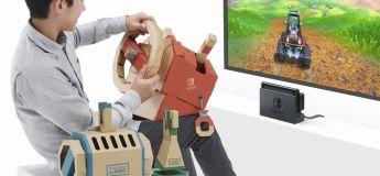 Nintendo Labo : kit véhicule, robot, multikit, lequel choisir ?