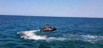 Maroc : un scooter des mers explose avec ses deux occupants