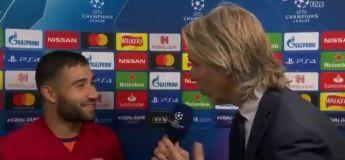 On sait pourquoi Nabil Fekir n'est pas allé jouer en Angleterre : «I recup the ball»
