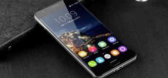 Le smartphone Oukitel K6000 Plus 64 Go, batterie de 6080 mAh à 118,78 €