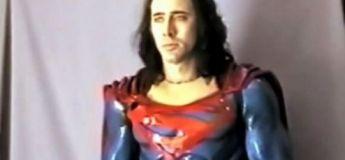 Les internautes souhaitent que Nicolas Cage revête le costume d'Henry Cavill comme nouveau Superman