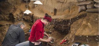 Le plus vieux dessin du monde 73 000 ans découvert en Afrique du Sud
