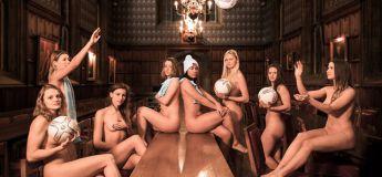Pour défendre une bonne cause, les étudiants de Cambridge se mettent à nu