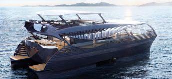 Le premier yacht solaire qui vous emmène au bout du monde sans faire le plein