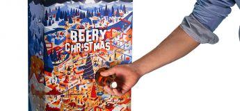 Le Beery Christmas, le pétillant calendrier de l'Avent de Bières est disponible
