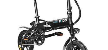 Les vélos électriques pliables FIIDO F2 et FIIDO F1 en fortes promotions