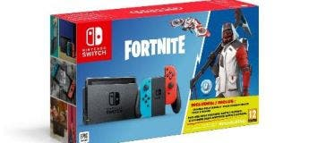 Les nouveaux packs Nintendo Switch (Fortnite,  Super Smash Bros. Ultimate…) pour la fin d'année