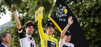 Voici le parcours du Tour de France 2019 dévoilé par erreur
