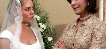 Une belle-mère décide de porter une robe de mariée… au mariage de son fils