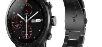 La superbe smartwatch Xiaomi Amazifit Stratos Pace 2 à 132 €
