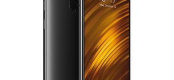 Le Xiaomi Pocophone F1 à partir de 271,25 € en 64 et 128 Go