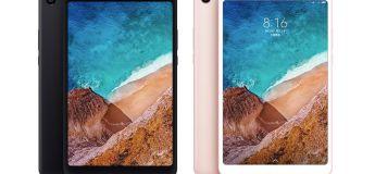 Xiaomi Mi Pad 4 : deux excellentes offres à partir de 167,91 €
