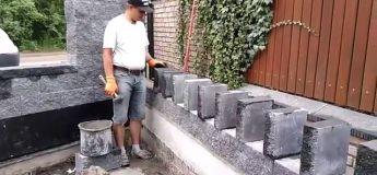 Comment poser des briques peut vous émerveiller, si si, regardez bien !