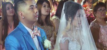 Badger et Jelai Andres, le moment émouvant du couple sur internet
