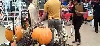 Halloween : la mauvaise blague à la mauvaise personne
