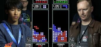 Joseph Saelee, champion du monde de Tetris à 16 ans (attention les yeux)
