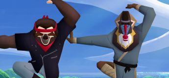 La sécurité routière en mode Kung Fu Panda de la lenteur avec le Professeur Slow