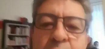 Le craquage COMPLET de Mélenchon perquisitionné dans son bureau et chez lui (vidéos)