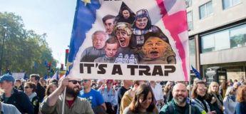 Les meilleures pancartes anti-Brexit, quand l'humour British est à son paroxysme (photos)