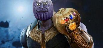 Une bataille Photoshop à cause d'une citrouille à l'image de Thanos
