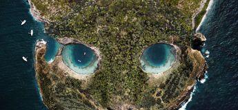 Un artiste s'inspire du phénomène de paréidolie pour créer de magnifiques photographies