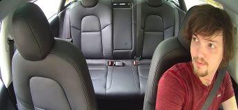 Un policier arrête ce conducteur qui «regardait son iPad en conduisant» à bord de sa Tesla Model 3