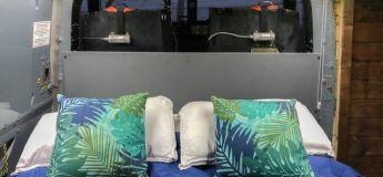 Oui, vous pouvez dormir dans cette «chambre» AirBnB pour moins de 40 euros