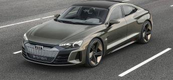L'Audi e-tron GT, la toute nouvelle voiture sportive 100% électrique